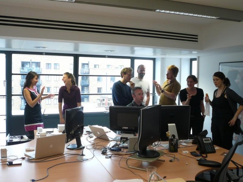 promote fun at work