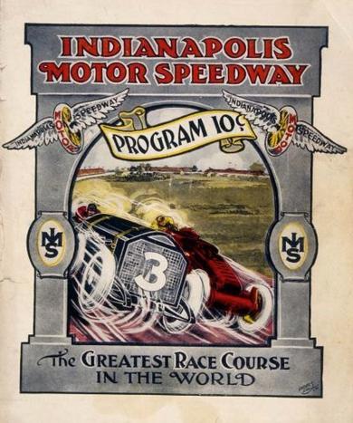1911 Indianapolis Motor Speedway Logo