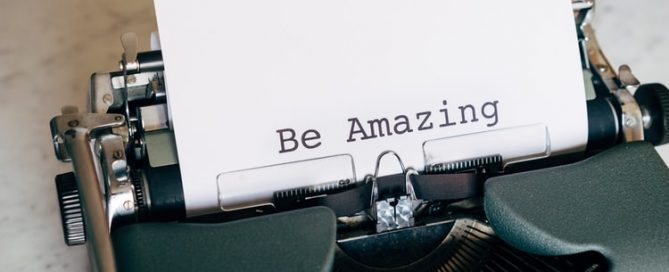 old typewriter with be amazing on a sheet of paper