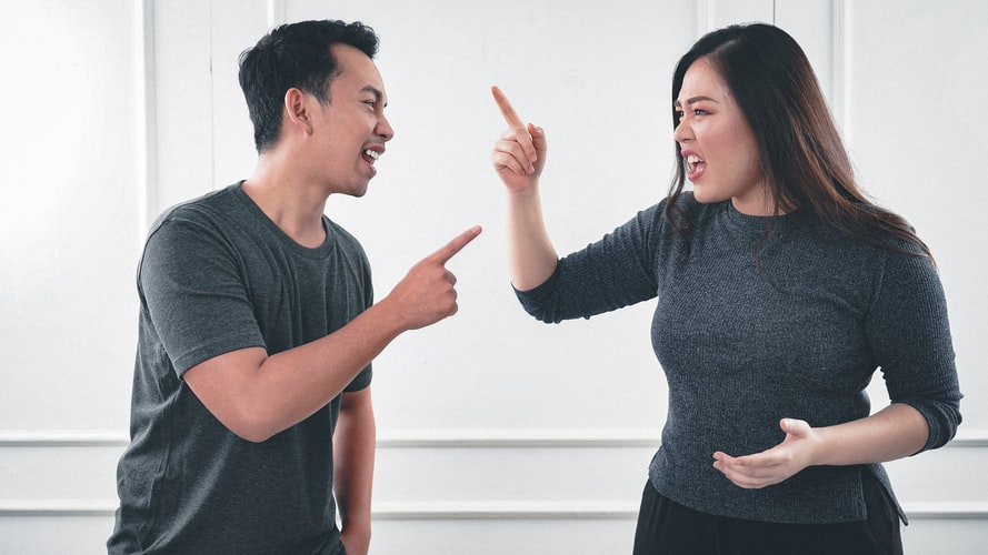 Workplace Conflictbetween two people